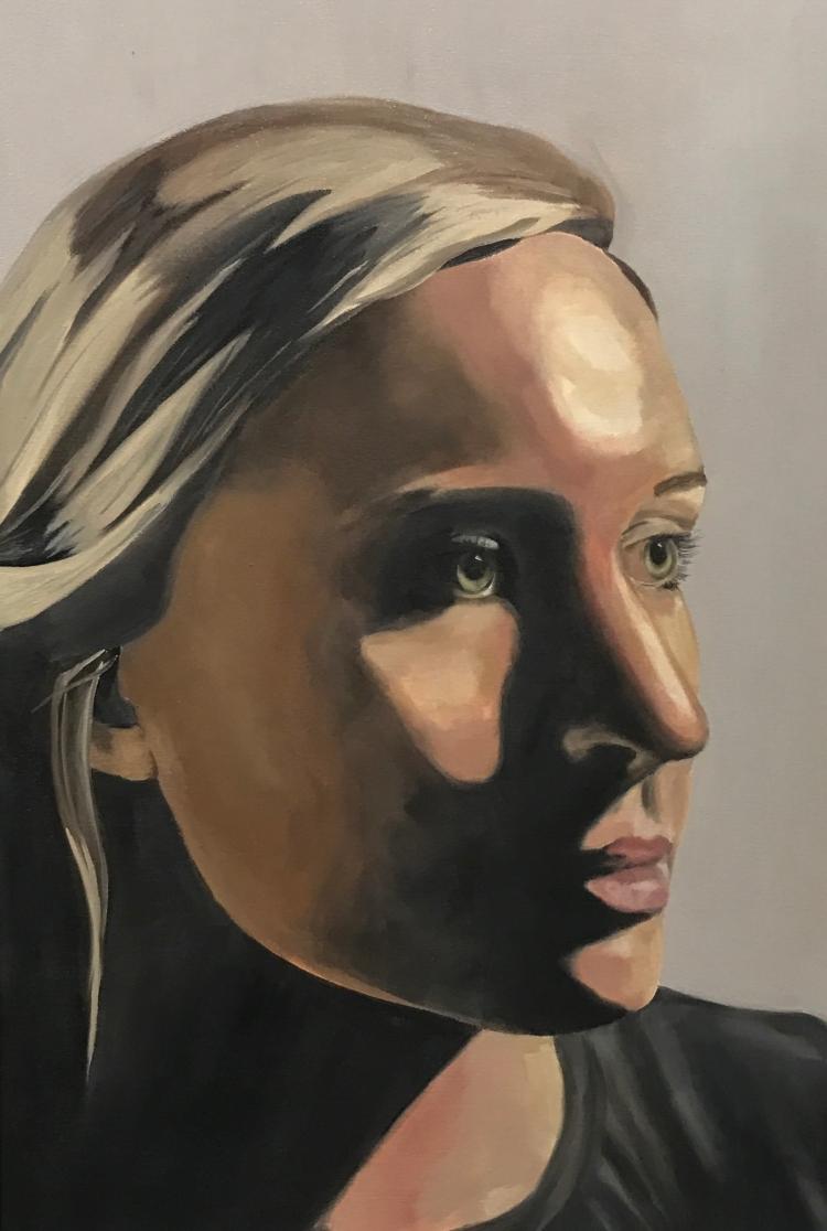 Catherine Portrait 2017